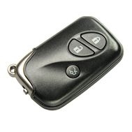 Cмарт ключ Lexus пульт ДУ с лезвием в корпусе и 3 кнопками
