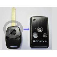 Корпус ключа Honda с выкидным лезвием под 3 кнопки