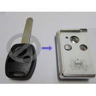 Корпус ключа Honda с выкидным жалом под 3 кнопки
