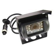 Специальная камера для грузового транспорта с сенсором CCD и козырьком от солнца